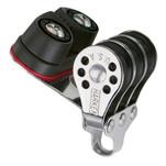 Harken 22mm Triple Micro Block w\/Cam Cleat- Fishing