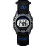 Timex Expedition Digital Core Fast Strap - Black\/Blue
