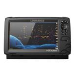 Lowrance HOOK Reveal 9 Chartplotter\/Fishfinder w\/TripleShot Transom Mount Transducer  US Inland Charts