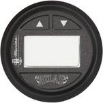 """T-H Marine ATLAS Hydraulic Gauge Kit f\/4""""  8"""" ATLAS Jack Plate - Black Bezel"""