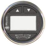 "T-H Marine ATLAS Hydraulic Gauge Kit f\/6"", 10"", 12""  14"" ATLAS Jack Plates - Stainless Steel Bezel"