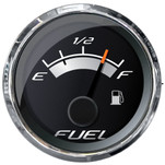 "Faria Platinum 2"" Fuel Level Gauge (E-1\/2-F)"