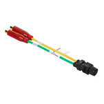 VDO Marine Video Cable AcquaLink  OceanLink Gauges - .3M Length