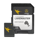 Humminbird LakeMaster Chart - Ontario w\/Woods  Rainy Lakes - Version 2