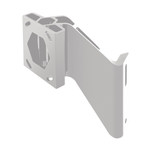 "Minn Kota 6"" Raptor Jack Plate Adapter Bracket - Port - White"