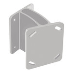 Minn Kota Raptor Direct Mount Angle Bracket - White
