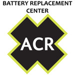 ACR FBRS 400  425 Battery Replacement Service - PLB 400  PLB 425 Includes 1105 Battery Parts  Labor