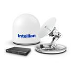 Intellian v60E 65cm Ku-band Maritime VSAT Antenna System - 6W Single Buc Single Cable - Lightweight
