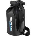 Ronstan Dry Roll Top - 10L Bag - Black w\/Window