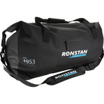 Ronstan Dry Roll Top - 55L Crew Bag - Black  Grey