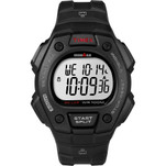 Timex IRONMAN Classic 30 Lap Full-Size Watch - Black\/Red