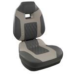 Springfield Fish Pro II High Back Folding Seat - Charcoal\/Grey