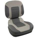 Springfield Fish Pro II Low Back Folding Seat - Charcoal\/Grey