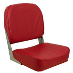 Springfield Economy Folding Seat - Red