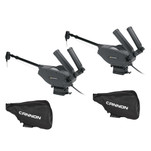 Cannon Optimum 10 BT Electric Downrigger 2-Pack w\/Black Covers