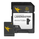 Humminbird LakeMaster Manitoba Chart - Version 1