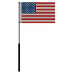 "Mate Series Flag Pole - 36"" w\/USA Flag"