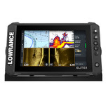 Lowrance Elite FS 9 Chartplotter\/Fishfinder w\/Active Imaging 3-in-1 Transom Mount Transducer