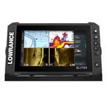 Lowrance Elite FS 9 Chartplotter\/Fishfinder w\/Active Imaging 3-in-1 Transom Mount Transducer