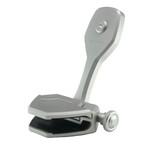 PTM Edge ZXR-300 Pivoting Mirror Bracket - Electrobrite Silver