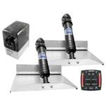 Bennett Marine 12x9 Hydraulic Trim Tab System w\/One Box Indication