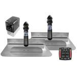 Bennett Marine 18x12 Hydraulic Trim Tab System w\/One Box Indication
