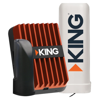 KING Extend Pro - LTE\/Cell Signal Booster