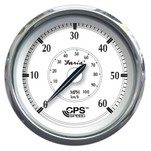 "Faria Newport SS 4"" GPS Speedometer - 0 to 60 MPH"