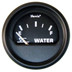 "Faria Euro Black 2"" Tank Level Gauge - Potable Water"