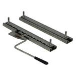Springfield 2-Piece Chair Slide Rails - Bent Handle