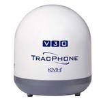 KVH Ultra-Compact TracPhone V30 w\/DC-BDU