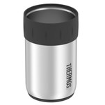 Thermos Stainless Steel 12oz Beverage Can Insulator - Keeps Cold f\/10 Hours