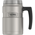Thermos 16oz Stainless King Coffee Mug - Matte Stainless Steel