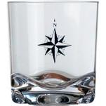 Marine Business Stemless Water\/Wine Glass - NORTHWIND - Set of 6