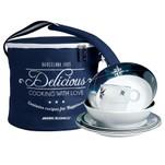 Marine Business Melamine Tableware  Basket - NORTHWIND - Set of 16