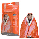S.O.L. Survive Outdoors Longer Emergency Blanket