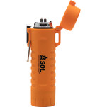 S.O.L. Survive Outdoors Longer Fire Lite Fuel Free Lighter