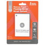 S.O.L. Survive Outdoors Longer Rescue Flash Floating Mirror