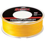 Sufix 832 Advanced Superline Braid - 10lb - Hi-Vis Yellow - 600 yds