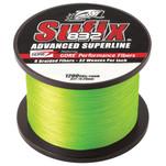 Sufix 832 Advanced Superline Braid - 10lb - Neon Lime - 1200 yds