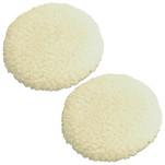 "Shurhold Buff Magic Compounding Wool Pad - 2-Pack - 6.5"" f\/Dual Action Polisher"