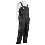First Watch AP-1100 Flotation Bibs - Black - Large