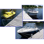 Dock Edge Mooring Arm - 6'