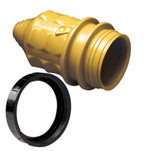 Marinco 103RN 30A Weatherproof Cover w\/Threaded Sealing Ring