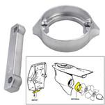 Tecnoseal Anode Kit w\/Hardware - Volvo Duo-Prop 280 - Aluminum