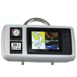 """NavPod GP1170-06 SystemPod Pre-Cut f\/Garmin 1020\/1020xs\/1040xs & 2 Instruments f\/9.5"""" Wide Guard"""
