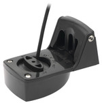 Faria Transom Mount Transducer - 235kHz, 26' Cable & Low Profile