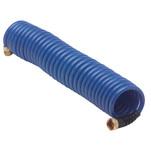 HoseCoil Blue Hose w\/Flex Relief - 25'