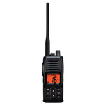 Standard Horizon HX380 5W Commercial Grade Submersible IPX-7 Handheld VHF Radio w\/LMR Channels