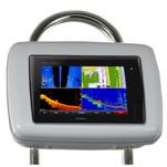 """NavPod GP1200-12 SailPod Pre-Cut f\/Garmin GPSMAP7412\/7412xsv\/7612\/7612xsv f\/9.5"""" Wide Guard"""